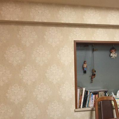 《壁紙施工》S邸@東京