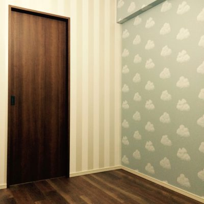 《壁紙施工》Y邸@東京