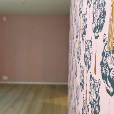 《壁紙施工》A様邸